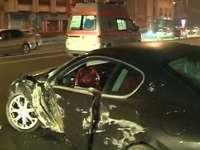 BORȘA - Un tânăr beat și fără permis de conducere a provocat un accident rutier