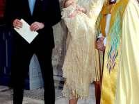 Botezul prinţului George: doar 22 de invitaţi au asistat la ceremonie