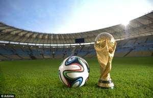 Brazilia așteaptă 3,7 milioane turiști în timpul Cupei Mondiale