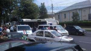 BREAKING NEWS - ATENTAT CU BOMBĂ la Universitatea din Iaşi: Dispozitiv exploziv detonat în timpul LICENŢEI