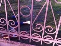 BREB: O persoană a căzut într-un bazin cu apă