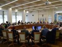 Bugetul județului Maramureș a fost adoptat în ședință extraordinară de plenul CJ