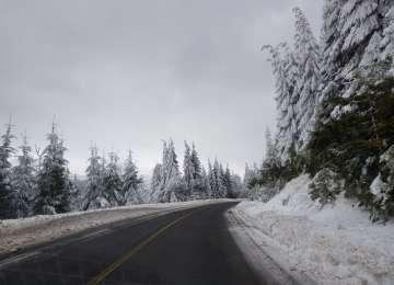 Buletin rutier - Circulația este asigurată pe toate șoselele din județ. Carosabilul este curat si umed