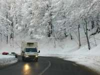 BULETIN RUTIER - Cum se circulă pe drumurile din Maramureș astăzi, 18 ianuarie