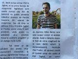 """""""BUNĂ ZIUA SIGHET"""" - O broșurică în care oamenii lui Oros îi înjură pe toți candidații pentru că dânsul nu are nimic de prezentat"""