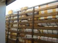FOTO - Bunuri textile contrafăcute în valoare de 345.000 lei depistate la frontiera de nord