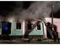 CA ÎN FILME - A încercat să acopere uciderea unui bătrân cu un incendiu