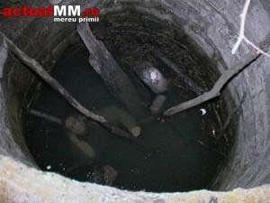 Cadavrul unui bărbat în vârstă de 40 de ani din Vișeu de Sus a fost găsit într-o fântână