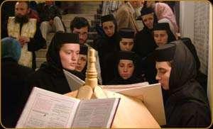 Călugărițele de la mănăstirea din Salva refuză să își ridice cardurile de sănătate, din motive religioase