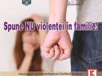 Campania celor 16 Zile de Activism împotriva Violenţei asupra Femeii