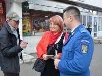 """Campania de informare """"ALEGE SĂ FII CORECT"""" continuă"""