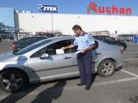 Campanie a Poliției Maramureș pentru reducerea furturilor din auto