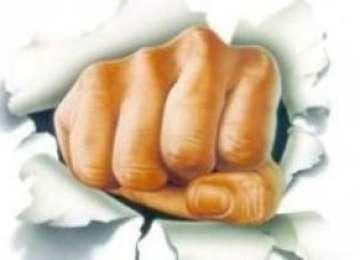 """Campanie anti-violență derulată de Jandarmerie - """"Spune NU violenţei în sport!"""""""