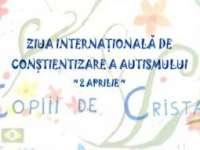 """CAMPANIE """"LIGHT IT BLUE!"""": 2 aprilie - Ziua Internațională de Conștientizare a Autismului"""