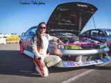 Campioana Europei la drift, Ramona Rusu, la prima competiție în România după 3 ani