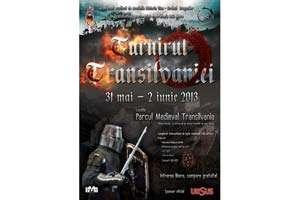 Campionat internaţional de lupte medievale, la Firiza-Văratec, lângă Baia Mare
