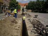 Canalizare ratată în Sighetu Marmaţiei din cauza drumurilor reabilitate