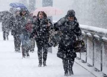 Când va ninge? Află PROGNOZA METEO pe următoarele două săptămâni
