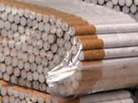 Captură record de țigări de contrabandă