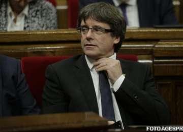 """Carles Puigdemont, după ce Spania a emis mandat de arestare pe numele său: """"Sunt pregătit să candidez la alegerile din 21 decembrie"""""""
