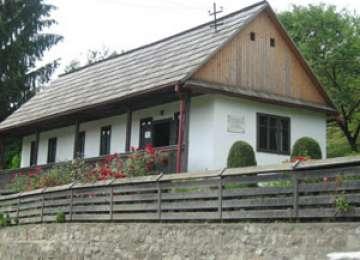 """Casa Memorială """"Liviu Rebreanu"""" de la Prislop, Bistrița Năsăud"""