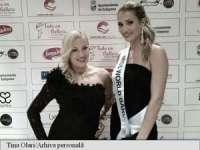 Câștigătoarea Miss World, îmbrăcată în creațiile bistrițencei Tina Olari