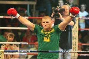 """Cătălin Moroșanu, """"Moartea din Carpați"""", promite adversarului său un război total în ring"""