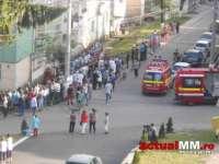 CAVNIC - O biciclistă a murit după ce s-a izbit cu capul în peretele unui bloc de locuințe