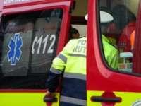 CAVNIC: Şoferiţă accidentată în urma unui eveniment rutier