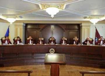 CCR dezbate sesizarea privind validarea în Parlament a Guvernului Ponta III