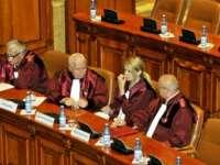 CCR se întrunește vineri la 10:00 pentru a decide asupra validării președintelui. Ceremonia este programată la 12:00