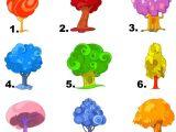 Ce poate spune despre noi imaginea pe care o alegem (testul copacului)