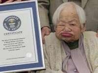 Cea mai bătrână persoană din lume a împlinit 117 ani