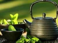 Ceaiul de mentă este bun în combaterea acneei