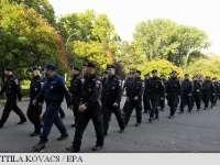 Cehia a trimis polițiști în sprijinul Ungariei, la frontiera spațiului Schengen