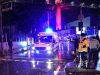 Cel puţin 35 de morţi şi 40 de răniţi într-un atac terorist la Istanbul în noaptea de Anul Nou