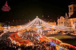 Cele mai importante târguri de Crăciun din România