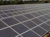 Centrală fotovoltaică realizată cu fonduri europene la Cornu, județul Prahova