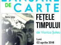 """Centrul Cultural și Editura """"Valea Verde"""": LANSARE DE CARTE: """"Fețele timpului"""""""