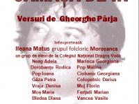 CENTRUL CULTURAL SIGHET: EVENIMENT - CĂMAȘA DE IN, pe versuri de Gheorghe Pârja
