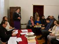 """FOTO - Centrul Cultural Sighet - Faza zonală a Concursului de Lectură """"BĂTĂLIA CĂRŢILOR"""""""