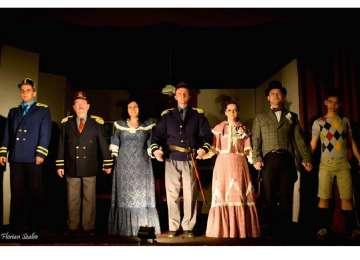 Centrul Cultural Sighetu Marmației la Festivalului Național de Teatru de la Reghin