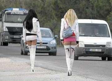 Cerşetori şi prostituate, amendaţi de poliţiştii maramureşeni