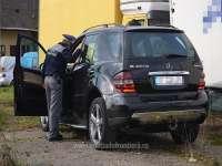 Cetăţean grec depistat la vama Sighet la volanul unui autoturism de mii de euro căutat de autorităţile elene