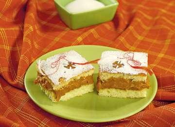 """Ceva dulce de 1 Martie - Prăjitura """"Mărțișor"""""""