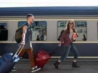 CFR Călători: Din 14 iunie vor fi introduse Trenurile Soarelui spre Litoral și Deltă