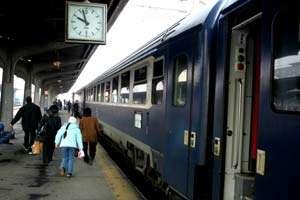 CFR Călători: Trecerea la ora oficială de vară nu modifică mersul trenurilor