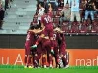 CFR Cluj s-a calificat în optimile Cupei României