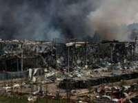 China - Au fost scoși 44 de supraviețuitori de sub dărâmături, în urma exploziei din oraşul Tianjin