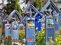 Cimitirul Vesel de la Săpânţa, în patrimoniul UNESCO